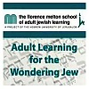 A Taste of Melton: From Judeans to Jews