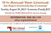 11th Annual Yom Limmud: San Diego's Community Day of Learning Adult Jewish Education