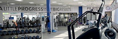 Indoor Fitness Center
