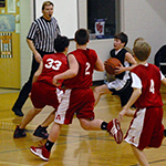 January: Jr Youth Basketball