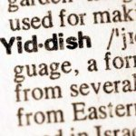 Yiddish and Yiddishkeit