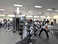 Jacobs Fitness Center
